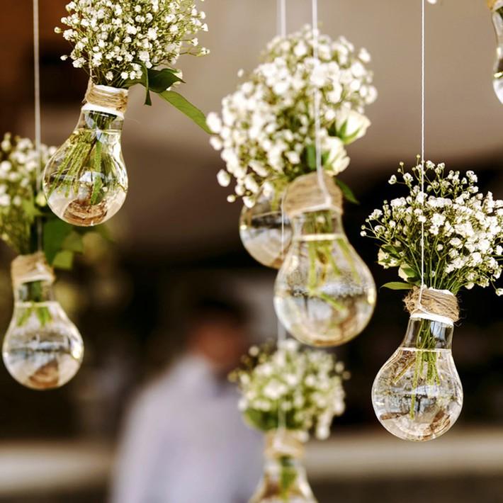 14 ý tưởng trang trí tiệc cưới sân vườn vừa sang trọng vừa lộng lẫy - Ảnh 10.