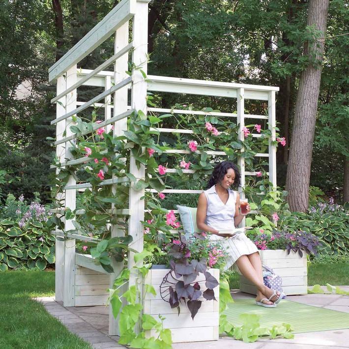 14 ý tưởng trang trí tiệc cưới sân vườn vừa sang trọng vừa lộng lẫy - Ảnh 14.