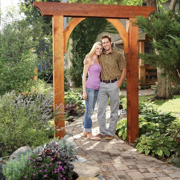 14 ý tưởng trang trí tiệc cưới sân vườn vừa sang trọng vừa lộng lẫy - Ảnh 8.