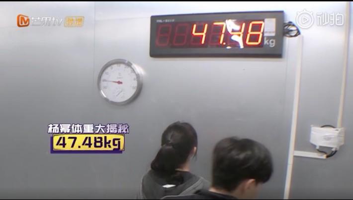 Hot nhất MXH hôm nay: Dương Mịch chứng minh body thần thánh, cân nặng không thay đổi suốt 2 năm - Ảnh 2.