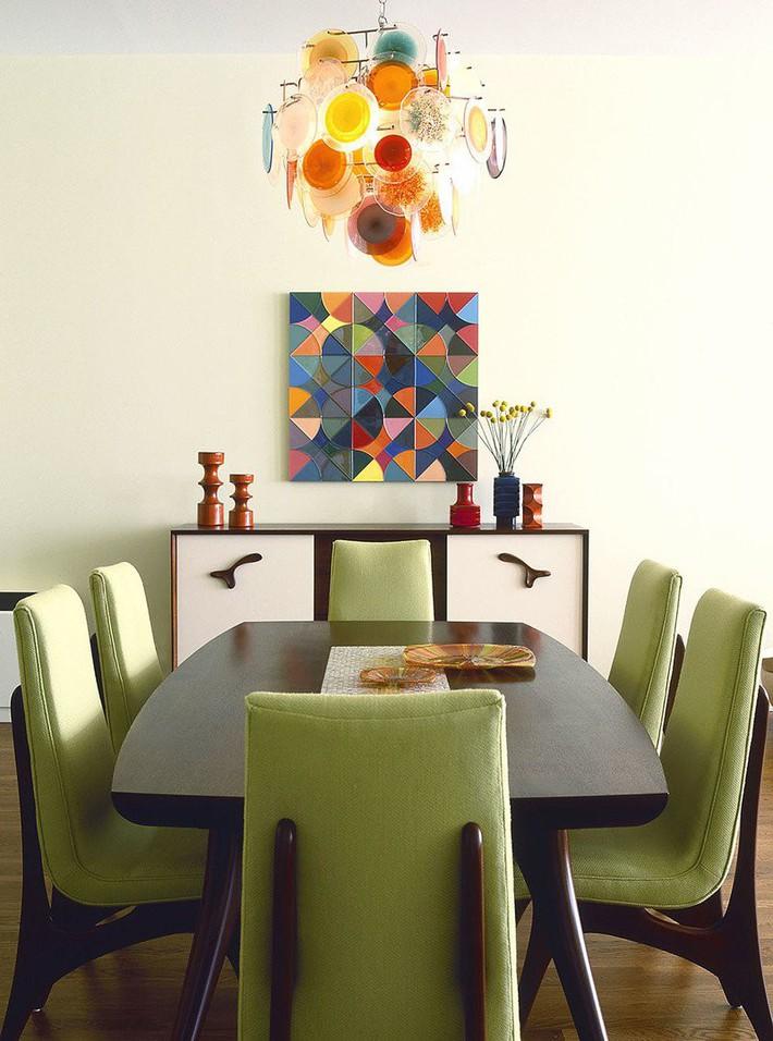Mách bạn chỉ với một bí kíp thôi cũng đủ khiến căn phòng ăn gia đình đẹp hớp hồn - Ảnh 4.