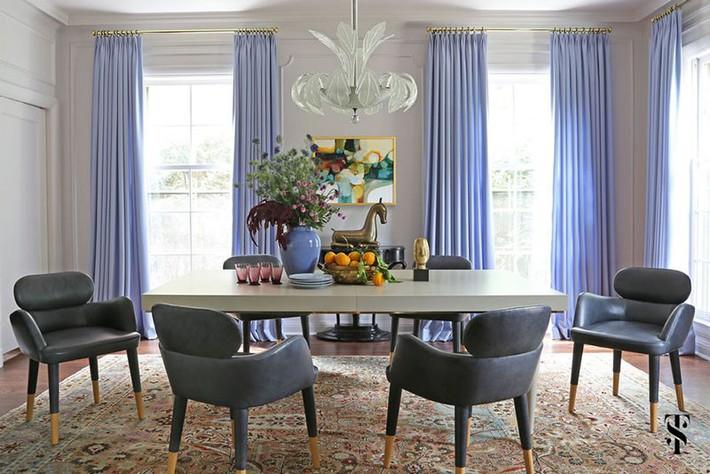 Mách bạn chỉ với một bí kíp thôi cũng đủ khiến căn phòng ăn gia đình đẹp hớp hồn - Ảnh 6.