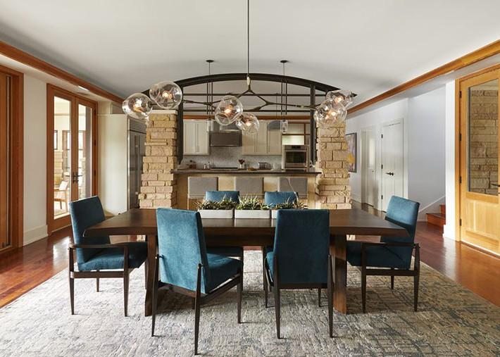 Mách bạn chỉ với một bí kíp thôi cũng đủ khiến căn phòng ăn gia đình đẹp hớp hồn - Ảnh 8.