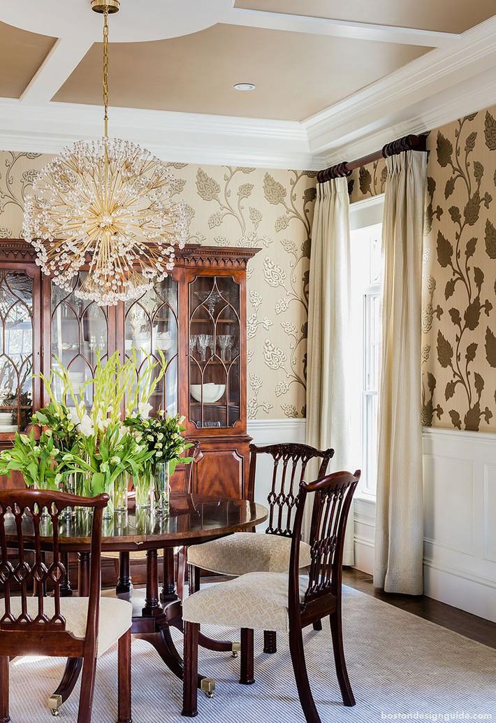 Mách bạn chỉ với một bí kíp thôi cũng đủ khiến căn phòng ăn gia đình đẹp hớp hồn - Ảnh 11.