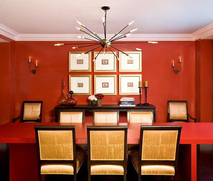 Mách bạn chỉ với một bí kíp thôi cũng đủ khiến căn phòng ăn gia đình đẹp hớp hồn - Ảnh 13.