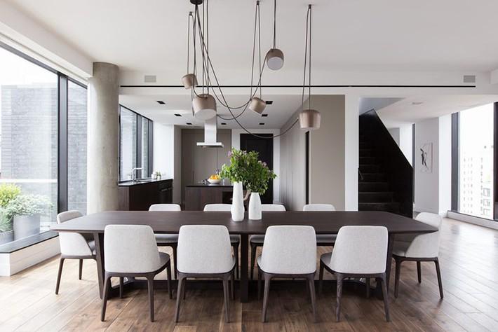 Mách bạn chỉ với một bí kíp thôi cũng đủ khiến căn phòng ăn gia đình đẹp hớp hồn - Ảnh 18.