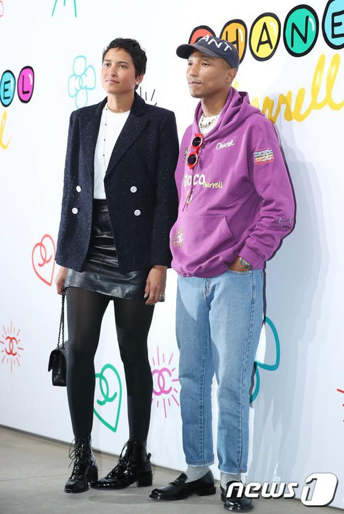 Sự kiện siêu sang chảnh gây tranh cãi: Yoona và Park Seo Joon xuất sắc, Jennie hóa thảm họa bên dàn siêu sao quốc tế - Ảnh 26.