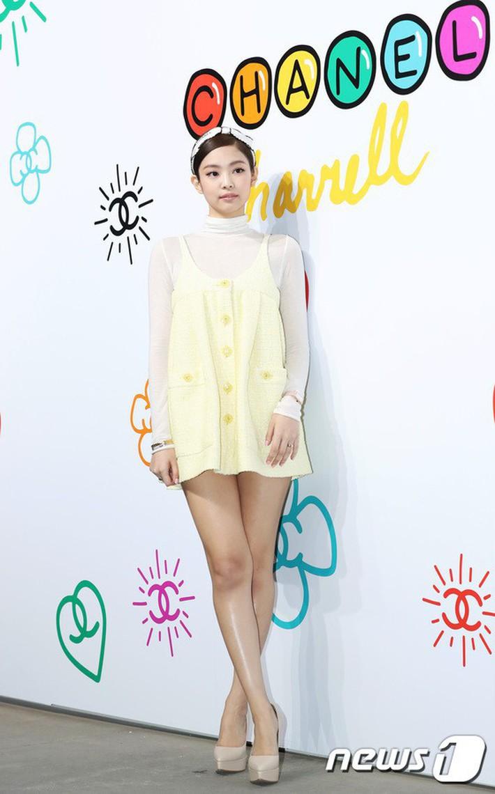 Sự kiện siêu sang chảnh gây tranh cãi: Yoona và Park Seo Joon xuất sắc, Jennie hóa thảm họa bên dàn siêu sao quốc tế - Ảnh 3.