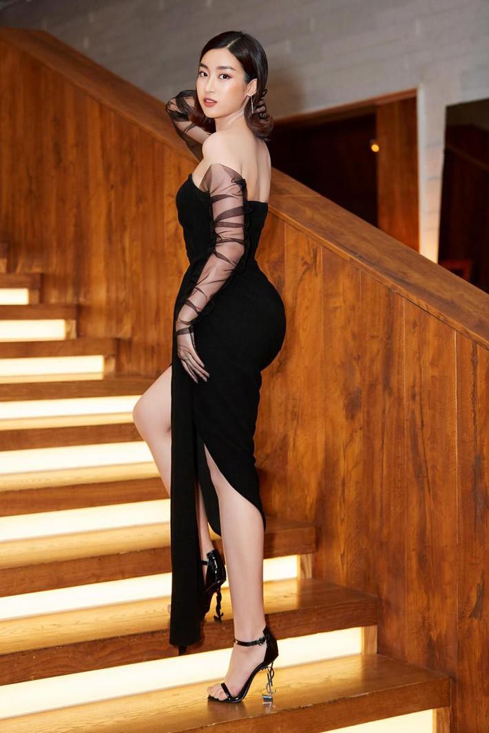 Đỗ Mỹ Linh xuất hiện xinh đẹp, nhưng vòng 3 khủng của cô mới là điều công chúng chú ý nhất - Ảnh 2.