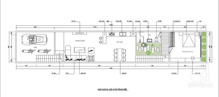 Tư vấn thiết kế nhà phố với 2 phòng ngủ đẹp ấn tượng và hiện đại không kém gì nhà trong phim - Ảnh 1.
