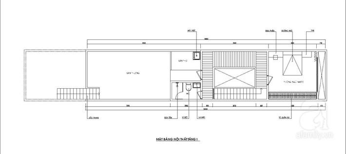 Tư vấn thiết kế nhà phố với 2 phòng ngủ đẹp ấn tượng và hiện đại không kém gì nhà trong phim - Ảnh 2.