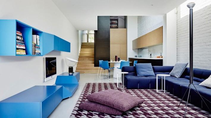 Tư vấn thiết kế nhà phố với 2 phòng ngủ đẹp ấn tượng và hiện đại không kém gì nhà trong phim - Ảnh 4.