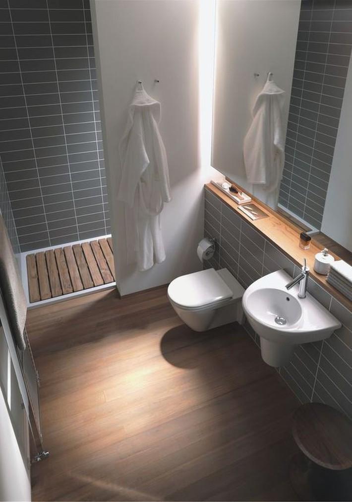 Tư vấn thiết kế nhà phố với 2 phòng ngủ đẹp ấn tượng và hiện đại không kém gì nhà trong phim - Ảnh 10.
