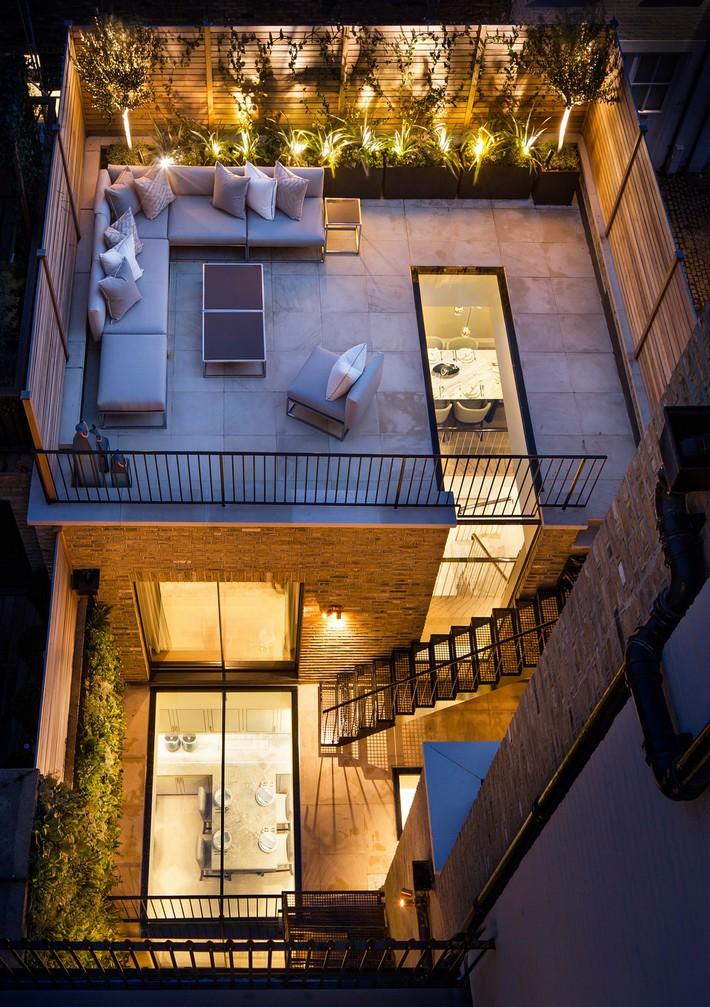Tư vấn thiết kế nhà phố với 2 phòng ngủ đẹp ấn tượng và hiện đại không kém gì nhà trong phim - Ảnh 12.