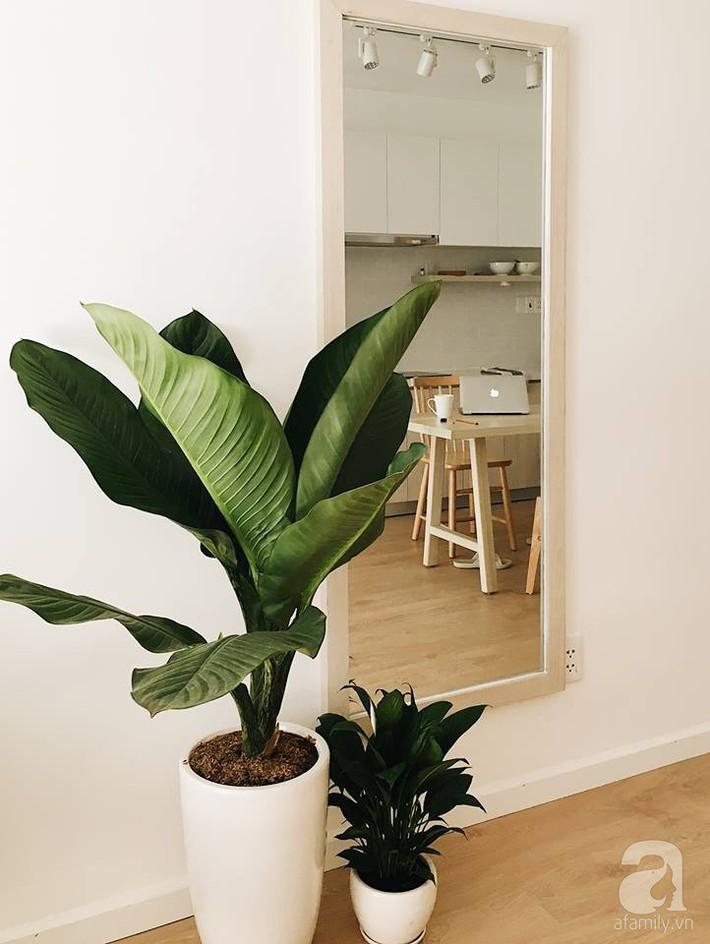 Căn hộ 63m² đẹp hút hồn nhờ thiết kế theo phong cách Nhật của chàng trai độc thân ở Sài Gòn - Ảnh 10.