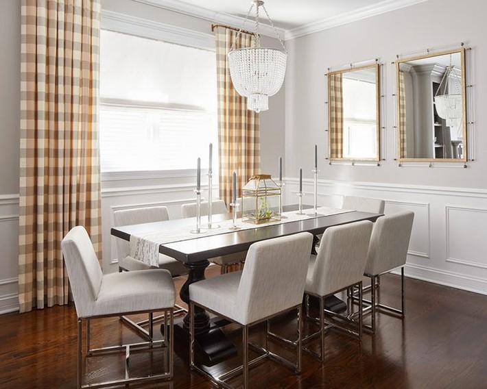 Nâng tầm phòng ăn gia đình chỉ với một món đồ vô cùng giản đơn lại quen thuộc - Ảnh 2.