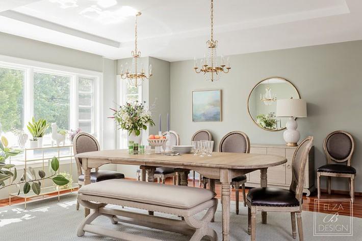 Nâng tầm phòng ăn gia đình chỉ với một món đồ vô cùng giản đơn lại quen thuộc - Ảnh 9.