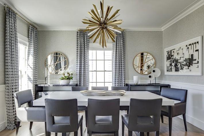 Nâng tầm phòng ăn gia đình chỉ với một món đồ vô cùng giản đơn lại quen thuộc - Ảnh 11.