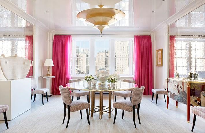 Không cần phải đắn đo nhiều vì bàn tròn luôn là lựa chọn tuyệt vời cho phòng ăn gia đình - Ảnh 7.