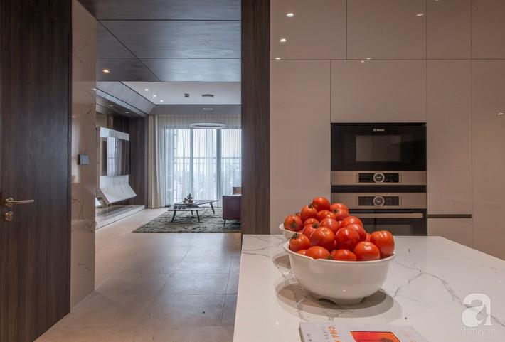 Cùng xem căn hộ 127m² có tổng chi phí thi công và hoàn thiện là 1,3 tỷ đồng ở Hà Nội này đặc biệt như thế nào - Ảnh 14.