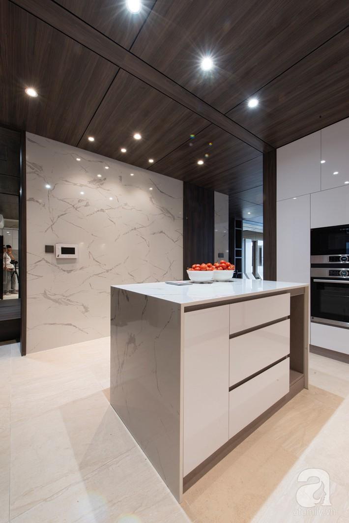 Cùng xem căn hộ 127m² có tổng chi phí thi công và hoàn thiện là 1,3 tỷ đồng ở Hà Nội này đặc biệt như thế nào - Ảnh 13.