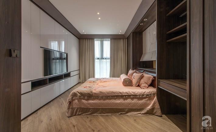 Cùng xem căn hộ 127m² có tổng chi phí thi công và hoàn thiện là 1,3 tỷ đồng ở Hà Nội này đặc biệt như thế nào - Ảnh 16.