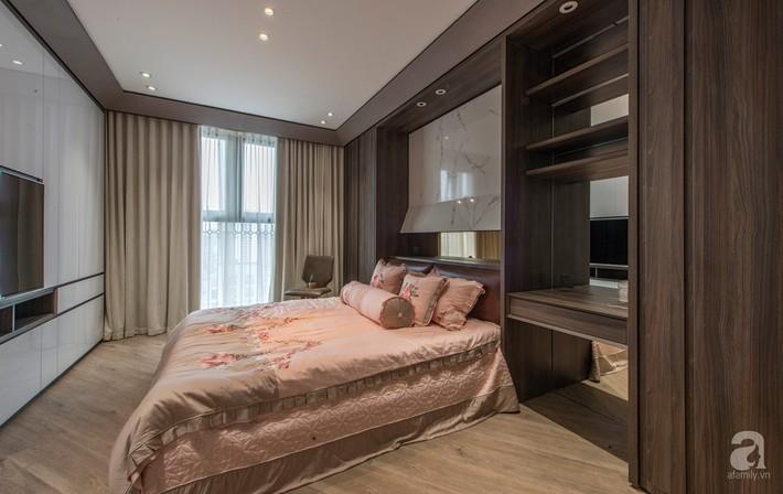 Cùng xem căn hộ 127m² có tổng chi phí thi công và hoàn thiện là 1,3 tỷ đồng ở Hà Nội này đặc biệt như thế nào - Ảnh 15.