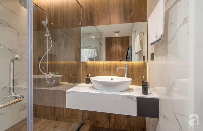 Cùng xem căn hộ 127m² có tổng chi phí thi công và hoàn thiện là 1,3 tỷ đồng ở Hà Nội này đặc biệt như thế nào - Ảnh 19.