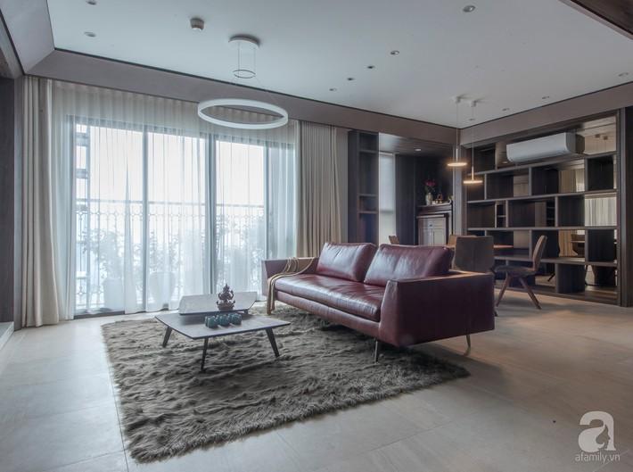 Cùng xem căn hộ 127m² có tổng chi phí thi công và hoàn thiện là 1,3 tỷ đồng ở Hà Nội này đặc biệt như thế nào - Ảnh 2.