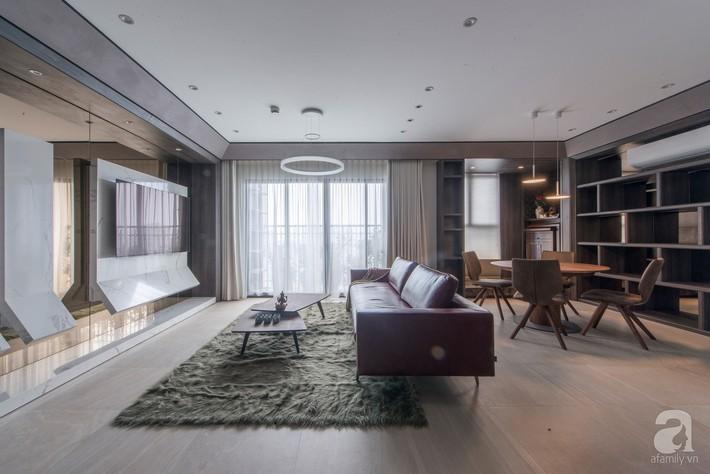 Cùng xem căn hộ 127m² có tổng chi phí thi công và hoàn thiện là 1,3 tỷ đồng ở Hà Nội này đặc biệt như thế nào - Ảnh 1.