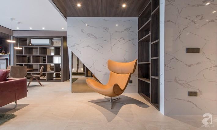 Cùng xem căn hộ 127m² có tổng chi phí thi công và hoàn thiện là 1,3 tỷ đồng ở Hà Nội này đặc biệt như thế nào - Ảnh 10.