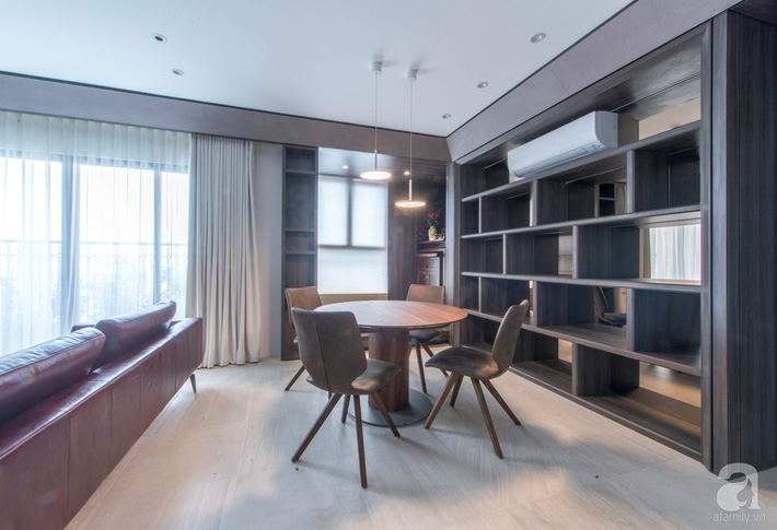 Cùng xem căn hộ 127m² có tổng chi phí thi công và hoàn thiện là 1,3 tỷ đồng ở Hà Nội này đặc biệt như thế nào - Ảnh 9.