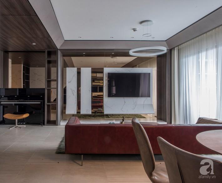 Cùng xem căn hộ 127m² có tổng chi phí thi công và hoàn thiện là 1,3 tỷ đồng ở Hà Nội này đặc biệt như thế nào - Ảnh 7.