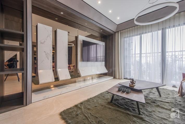 Cùng xem căn hộ 127m² có tổng chi phí thi công và hoàn thiện là 1,3 tỷ đồng ở Hà Nội này đặc biệt như thế nào - Ảnh 6.