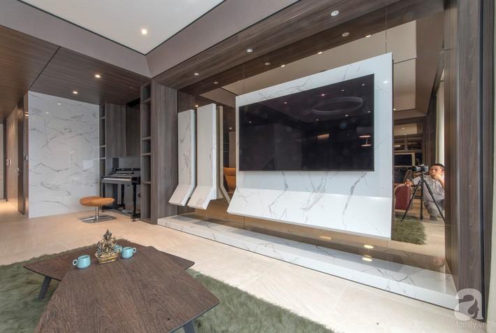 Cùng xem căn hộ 127m² có tổng chi phí thi công và hoàn thiện là 1,3 tỷ đồng ở Hà Nội này đặc biệt như thế nào - Ảnh 5.