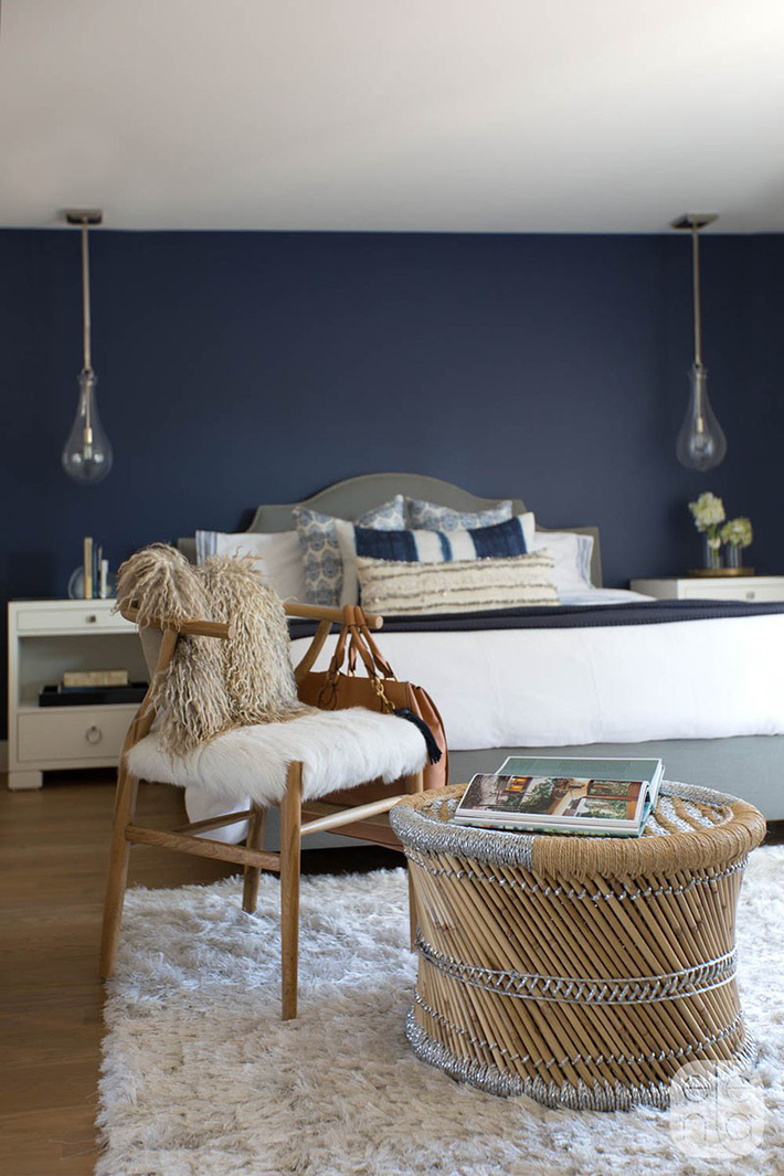 Thử mà xem phòng ngủ đẹp biết mấy nhờ đèn thả trang trí - Ảnh 7.