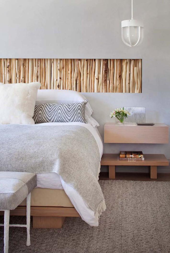Thử mà xem phòng ngủ đẹp biết mấy nhờ đèn thả trang trí - Ảnh 15.