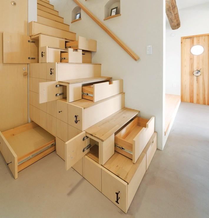 Những ý tưởng thiết kế tiết kiệm không gian bạn có thể bắt đầu mơ ước ngay bây giờ - Ảnh 19.
