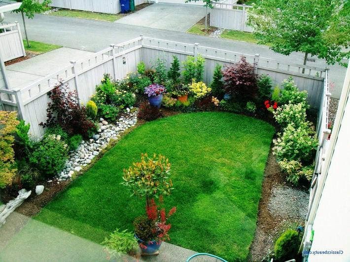12 ý tưởng thiết kế vườn đẹp mà bạn có thể tham khảo cho nhà phố hiện đại của mình - Ảnh 1.