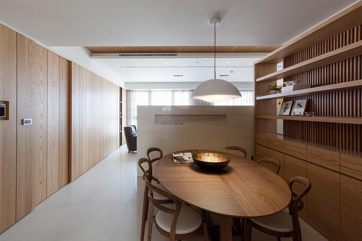Căn hộ chung cư thiết kế thoáng đẹp như nhà vườn mang đậm chất Nhật Bản - Ảnh 10.