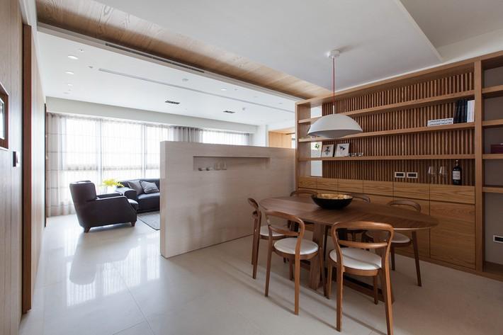 Căn hộ chung cư thiết kế thoáng đẹp như nhà vườn mang đậm chất Nhật Bản - Ảnh 8.