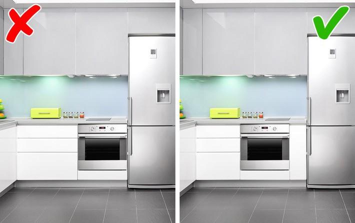 9 sai lầm trong thiết kế bếp khiến cuộc sống của bạn thêm lộn xộn và bất tiện - Ảnh 8.