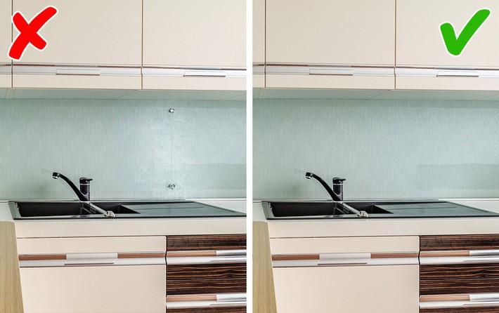 9 sai lầm trong thiết kế bếp khiến cuộc sống của bạn thêm lộn xộn và bất tiện - Ảnh 5.