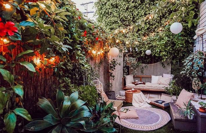 12 ý tưởng thiết kế vườn đẹp mà bạn có thể tham khảo cho nhà phố hiện đại của mình - Ảnh 5.