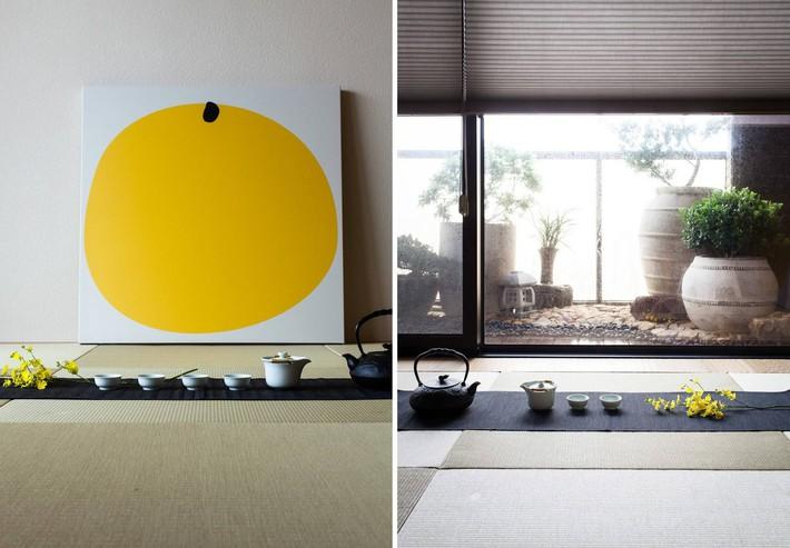Căn hộ chung cư thiết kế thoáng đẹp như nhà vườn mang đậm chất Nhật Bản - Ảnh 6.