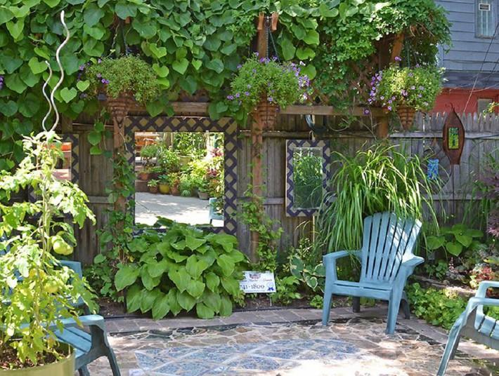 12 ý tưởng thiết kế vườn đẹp mà bạn có thể tham khảo cho nhà phố hiện đại của mình - Ảnh 7.