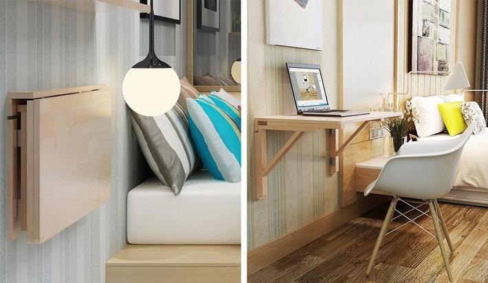 Những ý tưởng thiết kế tiết kiệm không gian bạn có thể bắt đầu mơ ước ngay bây giờ - Ảnh 5.