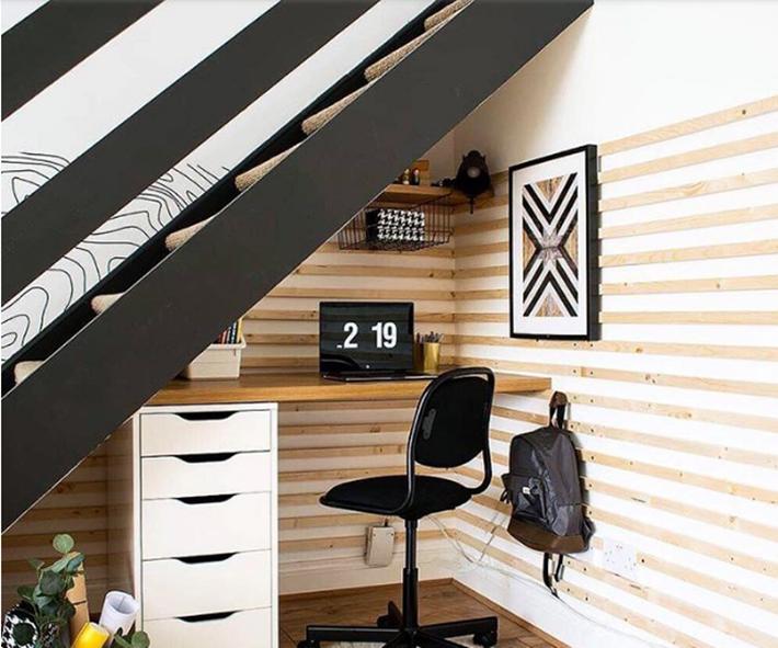 Những ý tưởng thiết kế tiết kiệm không gian bạn có thể bắt đầu mơ ước ngay bây giờ - Ảnh 1.