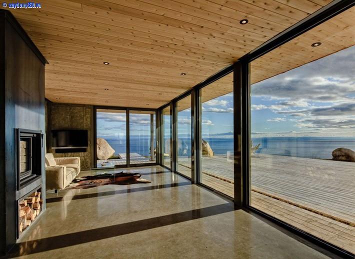 Ý tưởng độc đáo trang trí nhà với cửa kính rộng - Ảnh 1.