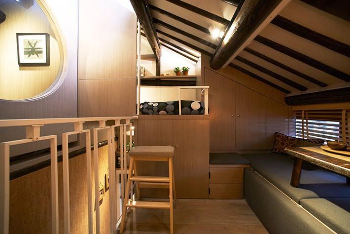 Biến ngôi nhà cũ nát 24m² thành ngôi nhà đẹp kết hợp kinh doanh tầng 1 - Ảnh 11.